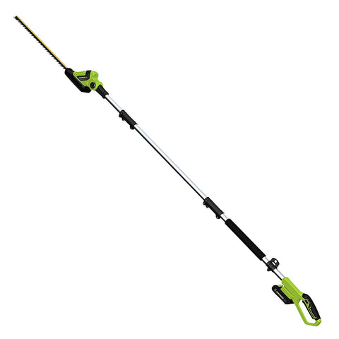 "Earthwise 20"" 20V 2Ah Lithium Hedge Trimmer"