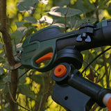 Scotts 7.2V 2Ah Lithium Hedge Trimmer with Pole