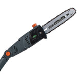 "Scotts 10"" 8-Amp 120V Corded 9'5"" Pole Pole Saw"