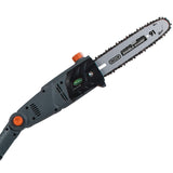 "Earthwise 10"" 8-Amp 120V Corded 9'5"" Pole Pole Saw"