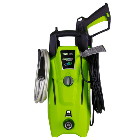 Earthwise 1500 Psi 10 Amp 120v Corded Pressure Washer