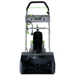 "Earthwise 18"" 1.5-Amp 120V Corded Snow Thrower with LED Headlight"