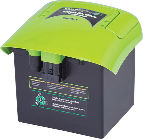 Earthwise 24V 20Ah Lead-Acid Battery for 60318