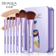 BIOAQUA Makeup Brushes Set - seasonBlack