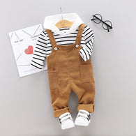 Baby Clothing Striped Hat Shirts