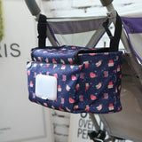 Universal Baby Pram/Stroller Carriage Bag - seasonBlack