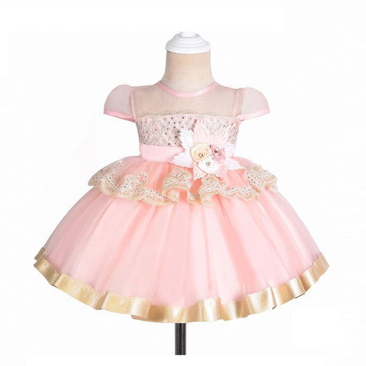 Newborn's Little Princess Party Dress