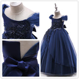 Girl's Beauty Pageant Dress