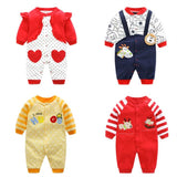 Unisex Jumpsuits For Boys Girls