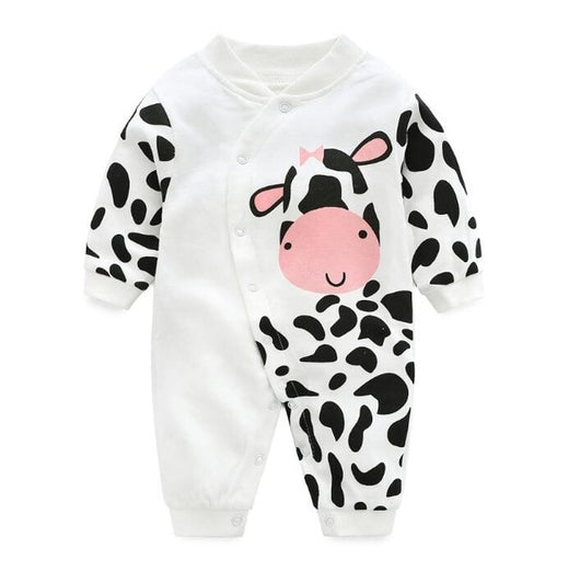 Newborn Unisex Long Sleeves Rompers