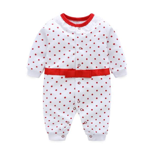 Long Sleeves Rompers Baby Clothes