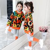 Girl Winter Shirt+Pants Clothes