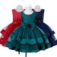 Baby Girl's Evening Party Dress