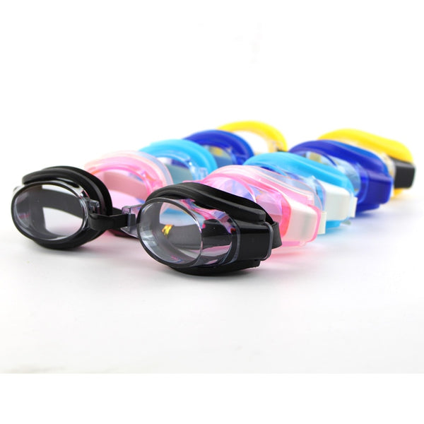 Kids 3-in-1 Swimming Goggle Combo - seasonBlack