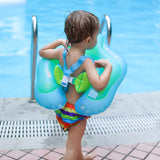 Baby Inflatable Swimming Ring - FAST shipping - seasonBlack