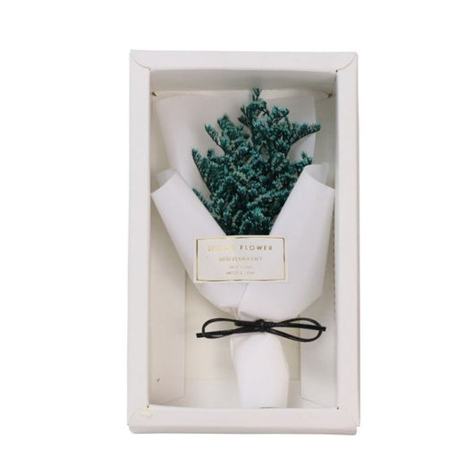 Handmade Dried Flower Bouquet Gift Box - seasonBlack