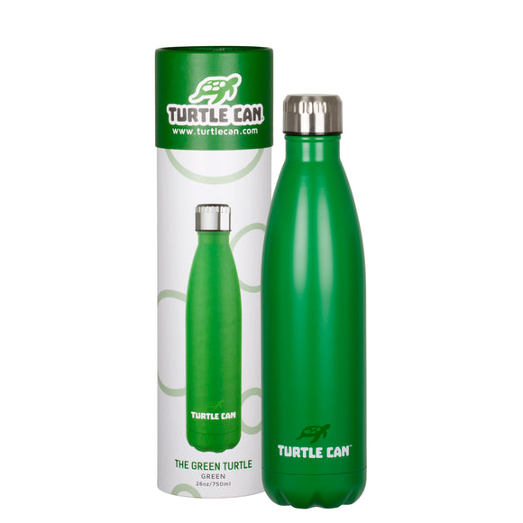 Turtle Can - The Green Turtle (Green) – 750ml