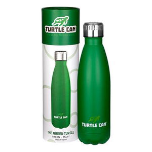 Green Stainless Steel Water Bottle