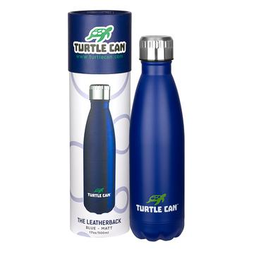 Turtle Can - The Leatherback (Blue) – 500ml
