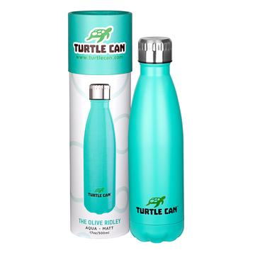 Turtle Can - The Olive Ridley (Aqua) – 500ml