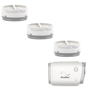 ResMed - HumidX Plus Waterless Humidification (3 PACK)