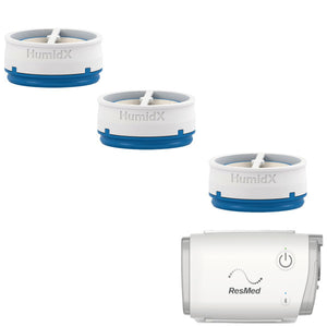 ResMed - HumidX Waterless Humidification (3 PACK)