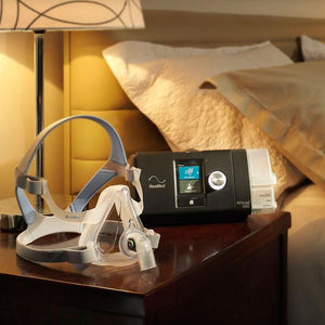 ResMed AirSense 10 AutoSet CPAP Machine with Heated Humidifier