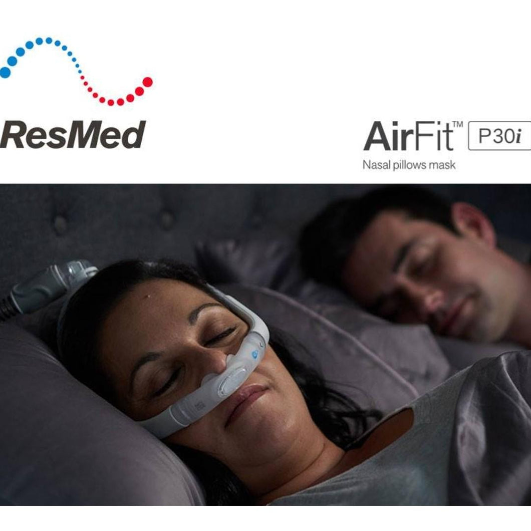 ResMed AirFit P30i Nasal Pillows