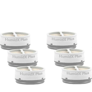 ResMed - HumidX Plus Waterless Humidification (6 PACK)