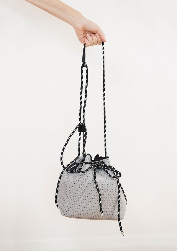 Prene Bags the Billie Bag Light Grey
