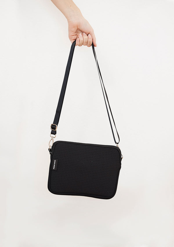 Prene Bags The Pixie Cross-Body Bag Black