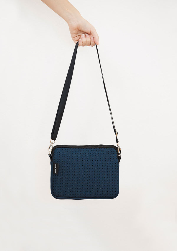 Prene Bags The Pixie Cross-Body Bag Navy