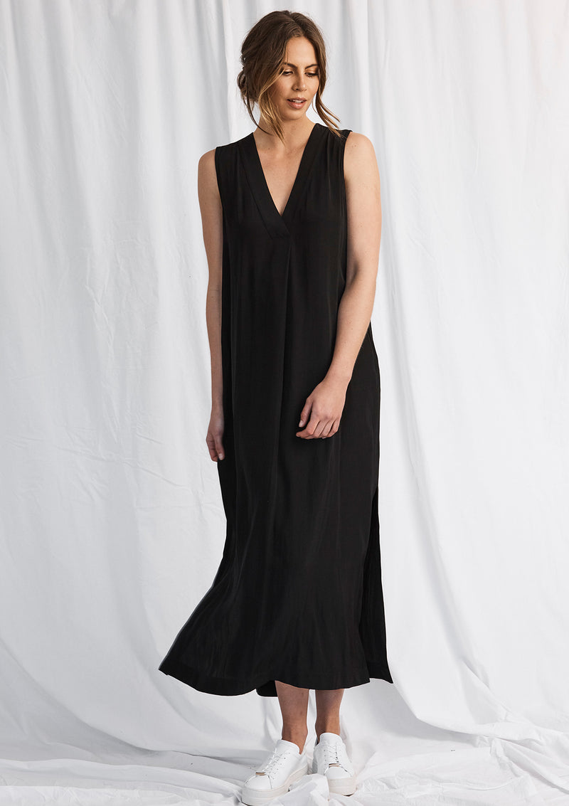 Mela Purdie Machè Parquet Maxi Dress