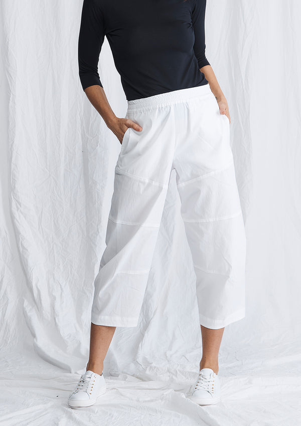 Mela Select Microprene Cropped Tuscan Pant