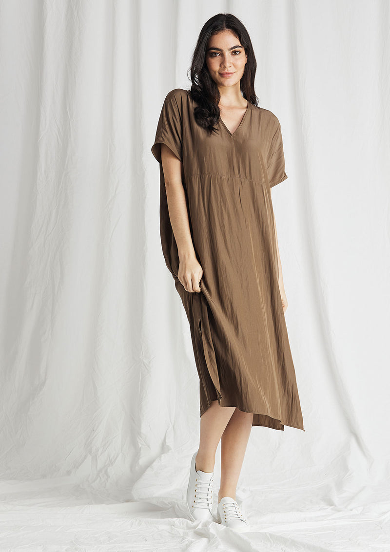Mela Purdie Machè Wedge Over-Dress