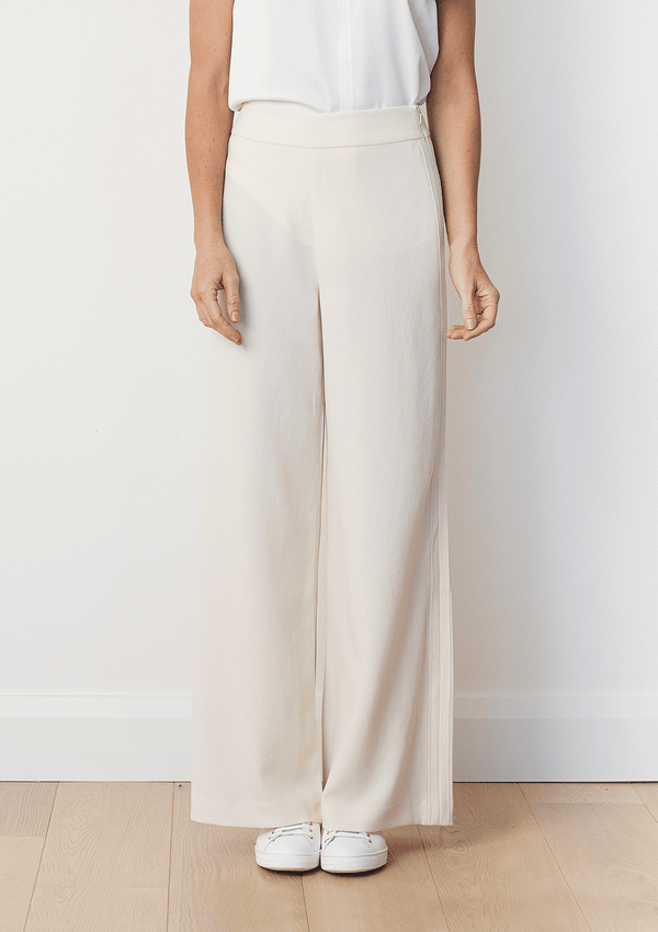 Luxe Deluxe Borderline Wide Leg Pant