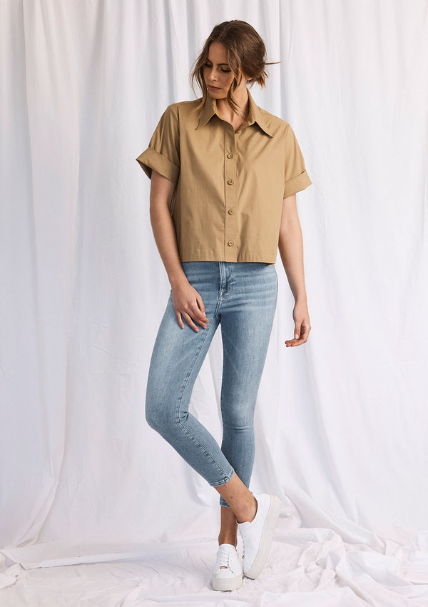 Mela Purdie Soft Savannah Shirt
