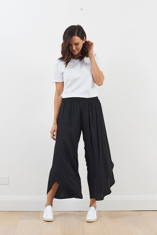 Mela Purdie Macro-Mousseline Wrap Retreat Pant