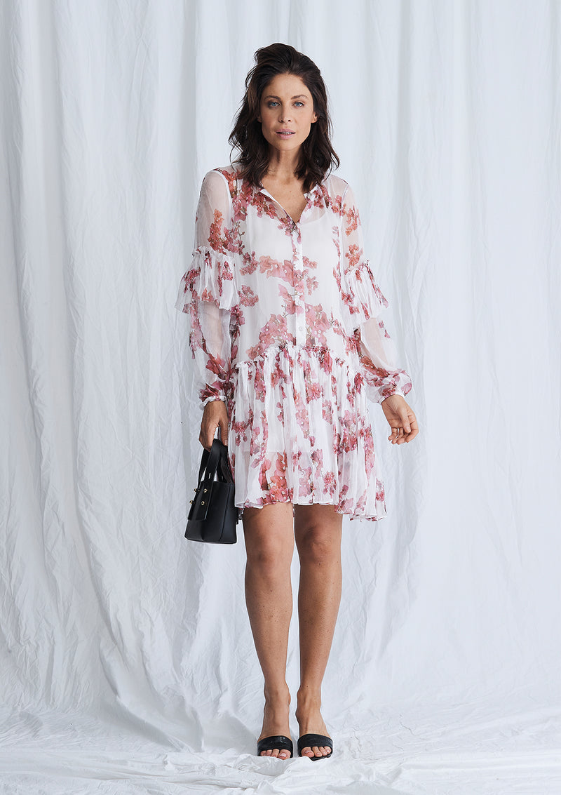 Luxe Deluxe These Dreams Relaxed Oversized Dress