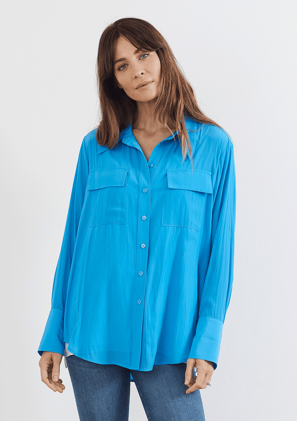 Mela Purdie Pocket Shirt