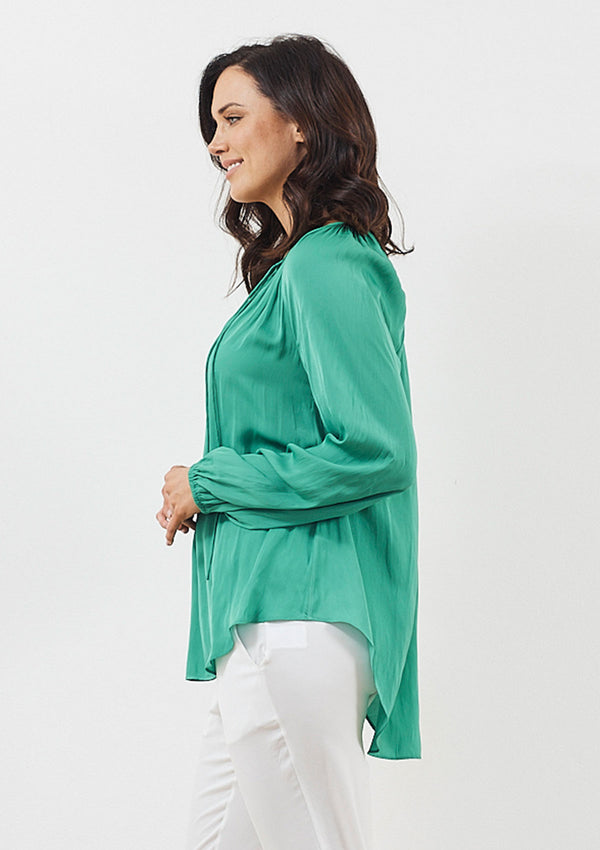 Luxe Deluxe Look Twice Blouse