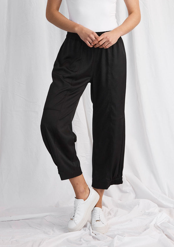 Mela Purdie Shimmer Twill Cossack Pant