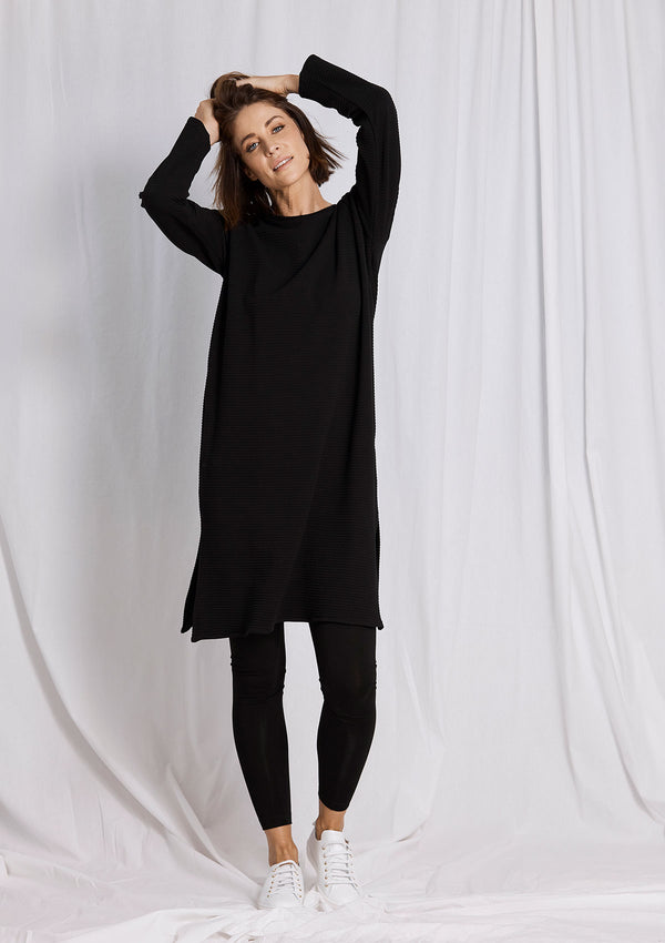 Mela Purdie Ridge Knit Overdress