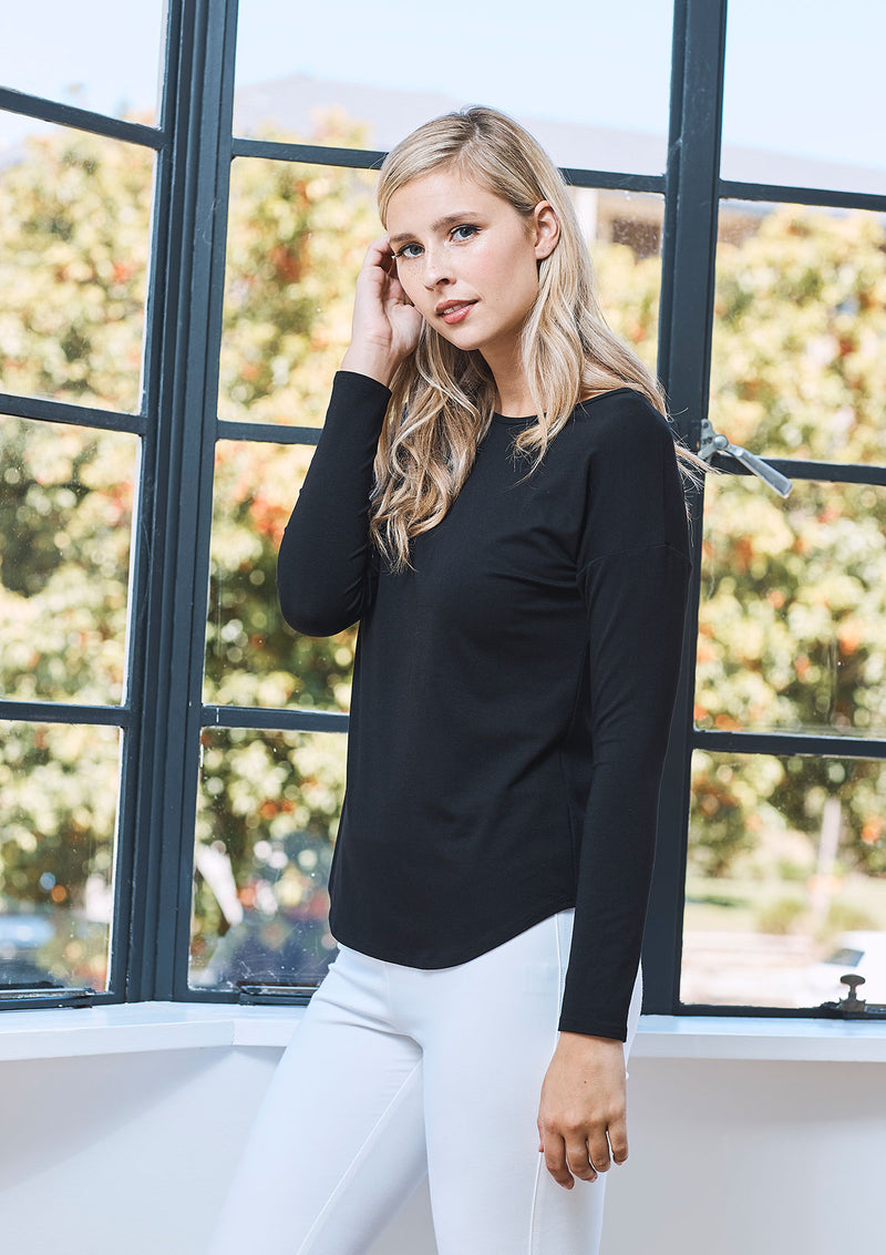 Mela Purdie Long Sleeve Arc T