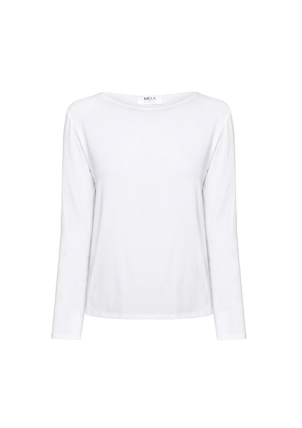 Mela Purdie Long Sleeve Relaxed Boatneck