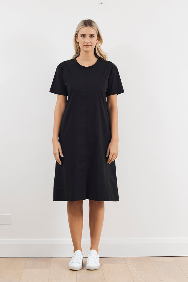 Mela Purdie Microprene Bermuda T Dress