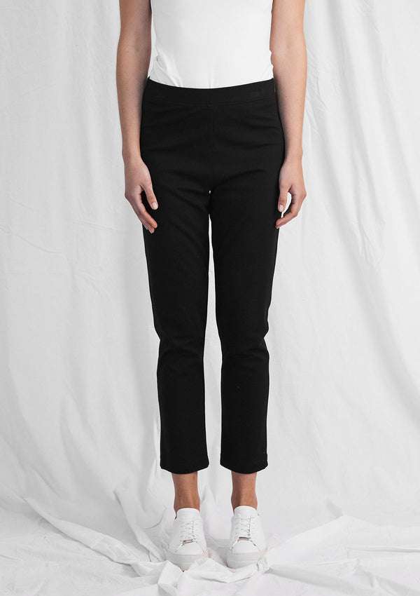 Mela Purdie Compact Knit Ankle Pant
