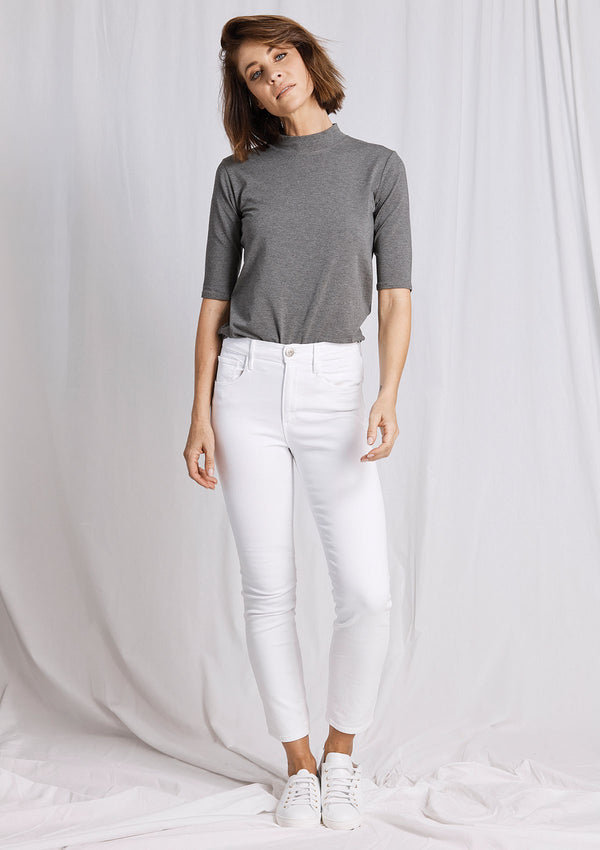 3x1 Collette Slim Crop Jean
