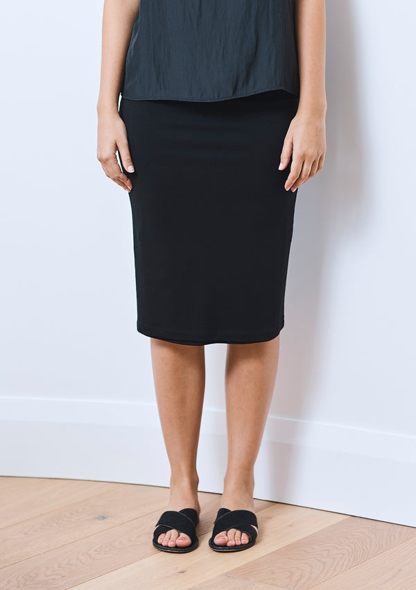 Mela Purdie Pencil Double Skirt