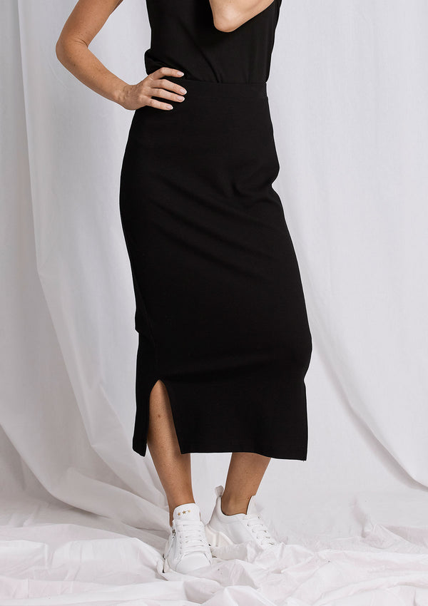 Mela Purdie Double Split Skirt